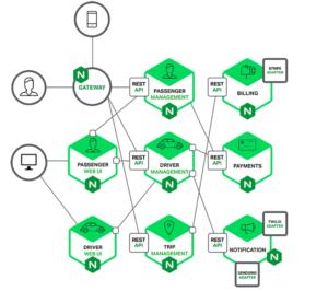 nginx-microservices