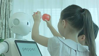 Pepper社会貢献事業4