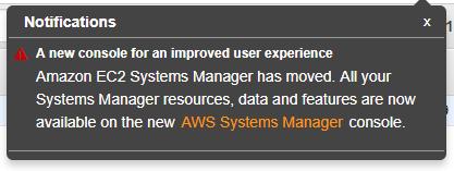 Amazon Web Service (AWS) AWS Systems Manager (SSM) に