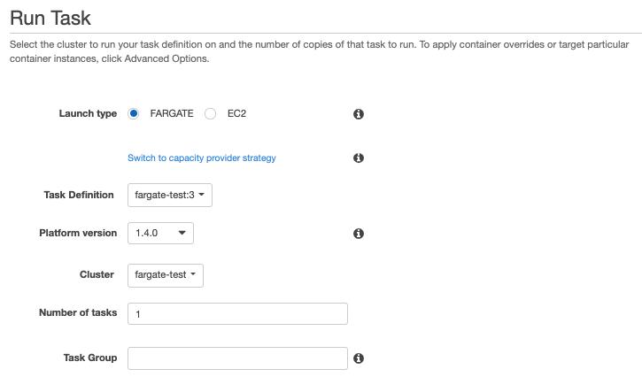 Platform 1.4.0 Task
